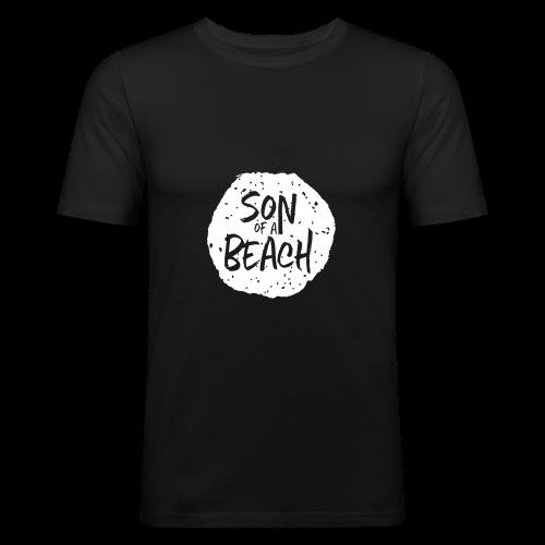 son of a beach - Männer Slim Fit T-Shirt