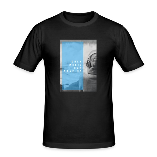 Only Music - slim fit T-shirt