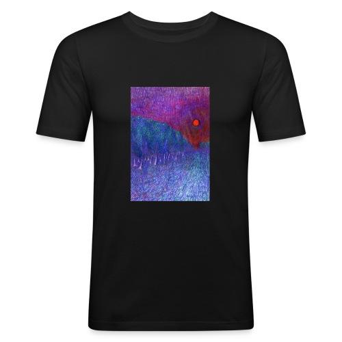 In Road - Obcisła koszulka męska