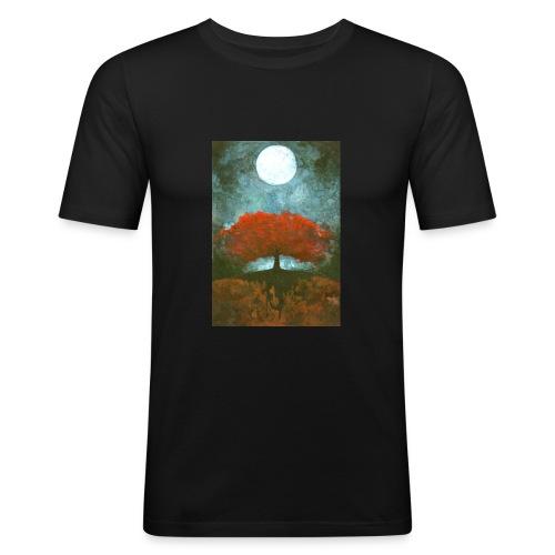 For Ever - Obcisła koszulka męska