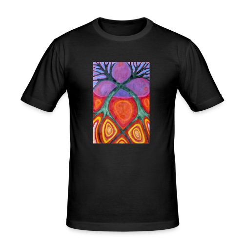Do Siebie - Obcisła koszulka męska
