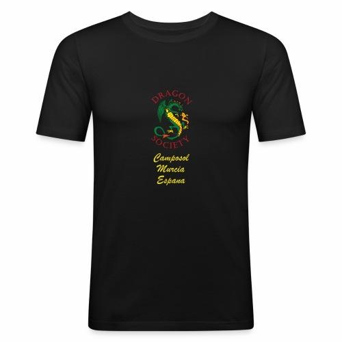 DSI Camposol 1 Yellow - Men's Slim Fit T-Shirt