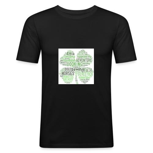 Skjermbilde_2016-06-18_kl-_23-25-24 - Slim Fit T-skjorte for menn