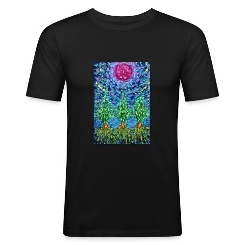 Tomorrow - Obcisła koszulka męska