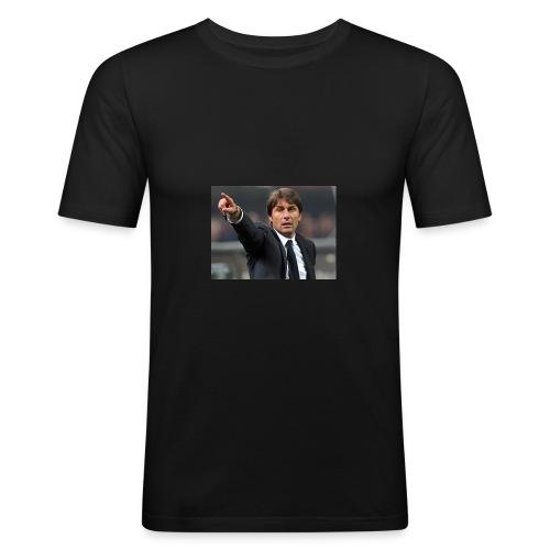Chelsea manager 2017 - Men's Slim Fit T-Shirt