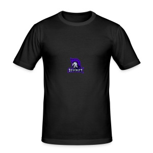 serverityggpnglogo-clothing - Men's Slim Fit T-Shirt