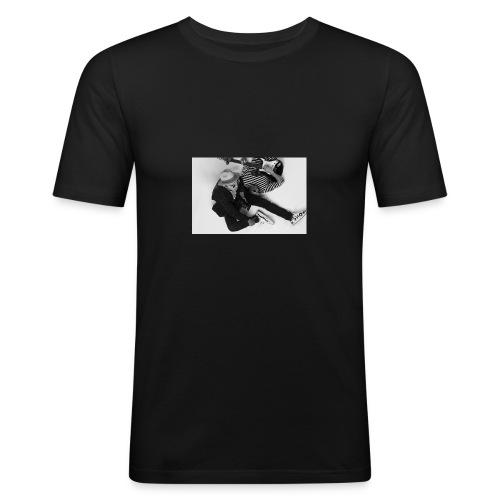 Shoe Tee - Slim Fit T-shirt herr