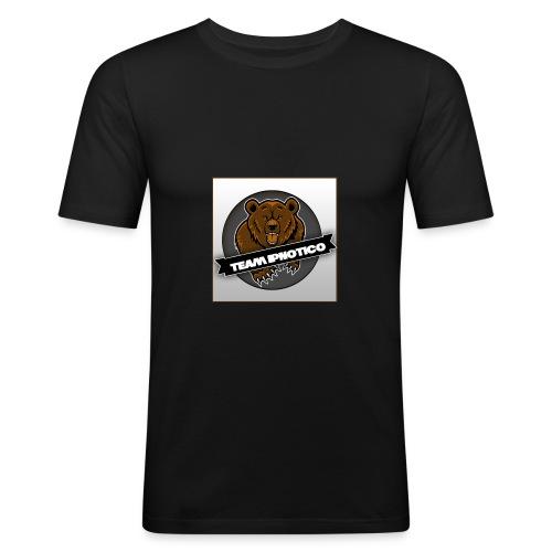 Team Ipnotico - Slim Fit T-shirt herr