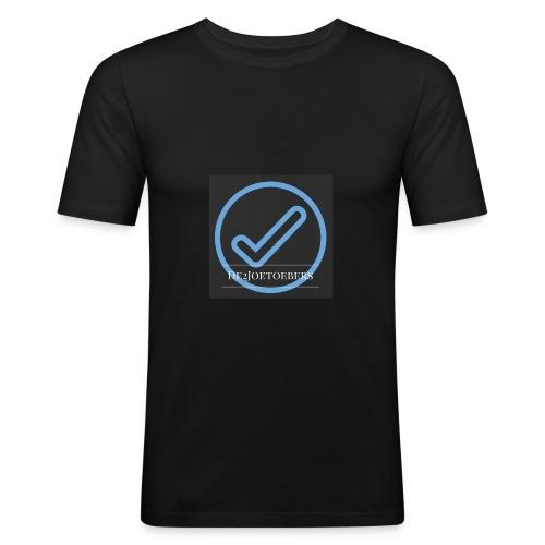 The2Joetoebers - slim fit T-shirt