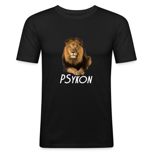 Лев - Männer Slim Fit T-Shirt