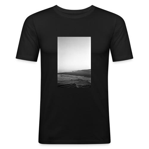 Demodern Design - The Sea - Männer Slim Fit T-Shirt