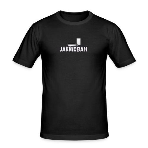 JakkieBah Merch - slim fit T-shirt