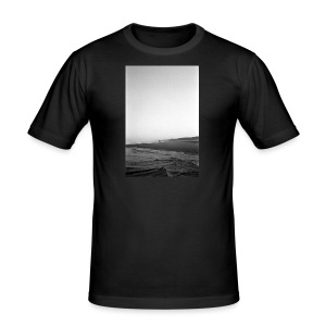 Demodern Design - The Sea - Männer Slim Fit T-Shirt