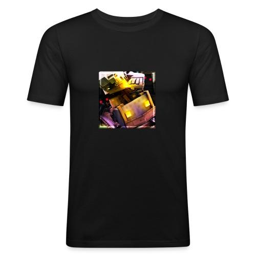 SehrEffektiv Lore - Männer Slim Fit T-Shirt