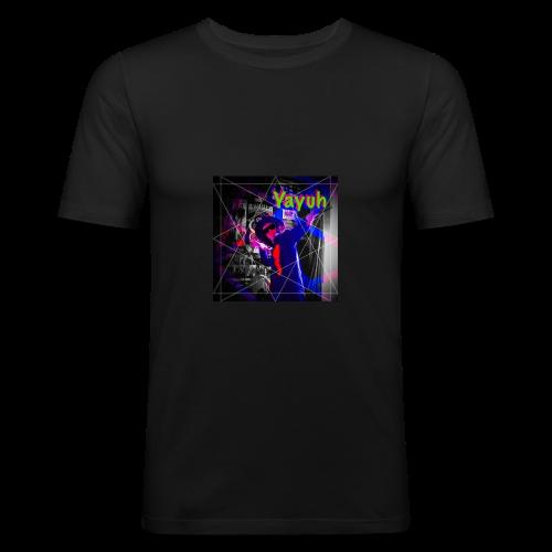 Yayuh - Men's Slim Fit T-Shirt