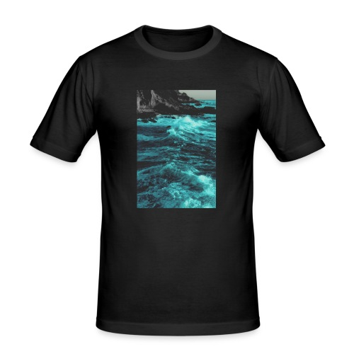 paradise-jpg - slim fit T-shirt
