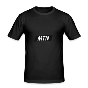 MTN Sportstaske m. BoxLogo - Men's Slim Fit T-Shirt