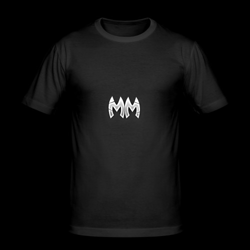 Marz Militia - Men's Slim Fit T-Shirt