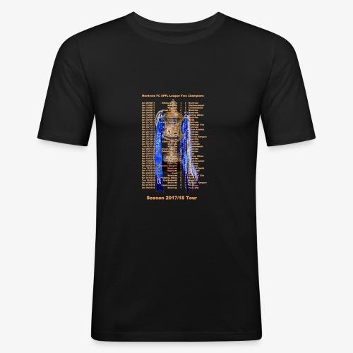 Montrose League Cup Tour - Men's Slim Fit T-Shirt