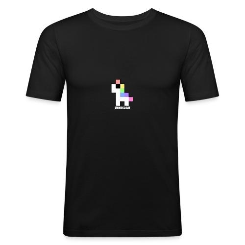 Unnikoan - Männer Slim Fit T-Shirt