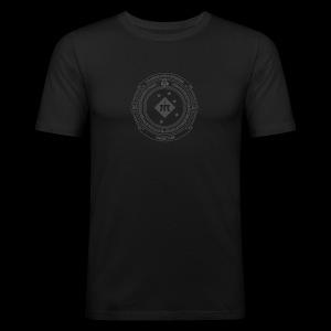 MSORT8562 - Tee shirt près du corps Homme