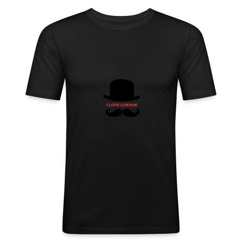 I LOVE LONDON - T-shirt près du corps Homme