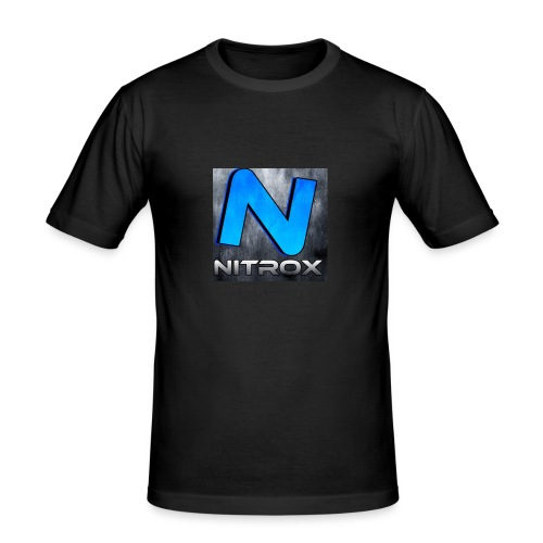 MyOwnDesing - slim fit T-shirt
