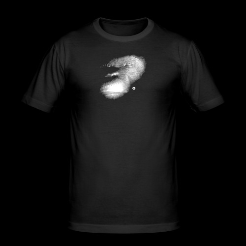 The monkey in me - Tee shirt près du corps Homme