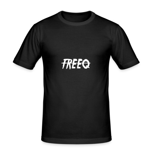 freeq - Slim Fit T-shirt herr