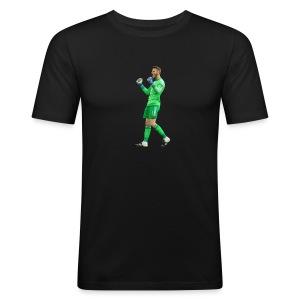 De Gea - Men's Slim Fit T-Shirt