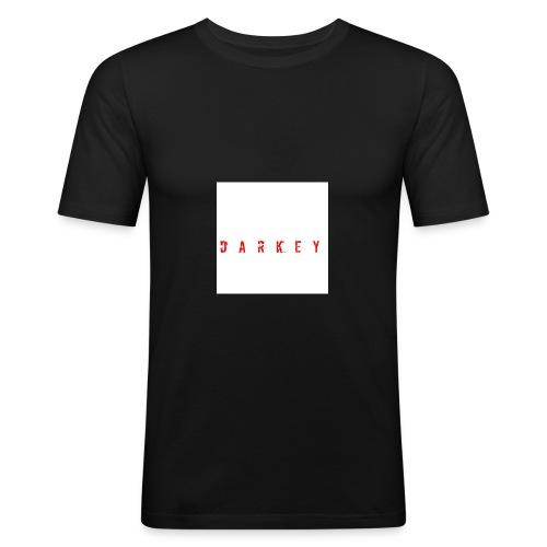 hoodi darkey - Männer Slim Fit T-Shirt