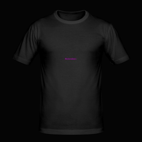 noccoboi oldschool logo - Slim Fit T-shirt herr