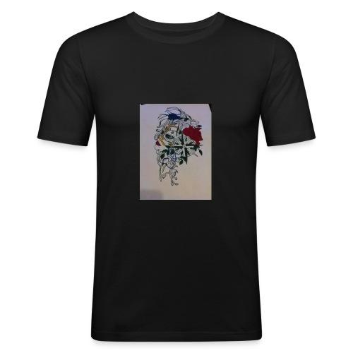 Catrina - T-shirt près du corps Homme