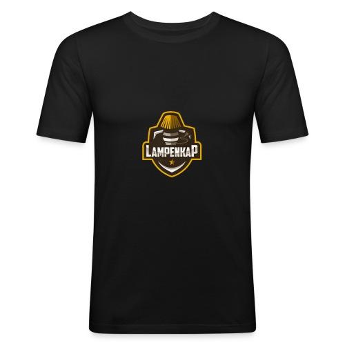Lampenkap Logo Klein - slim fit T-shirt