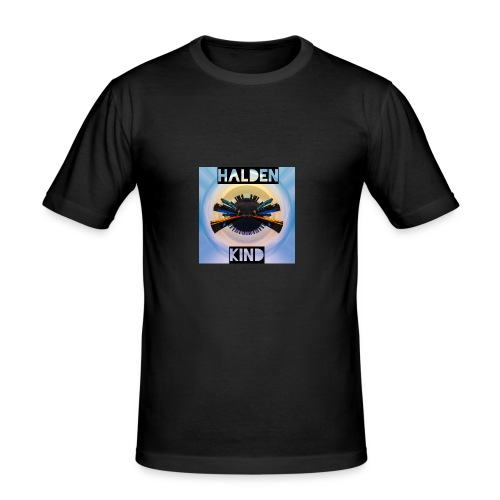 Halden Kind - Männer Slim Fit T-Shirt