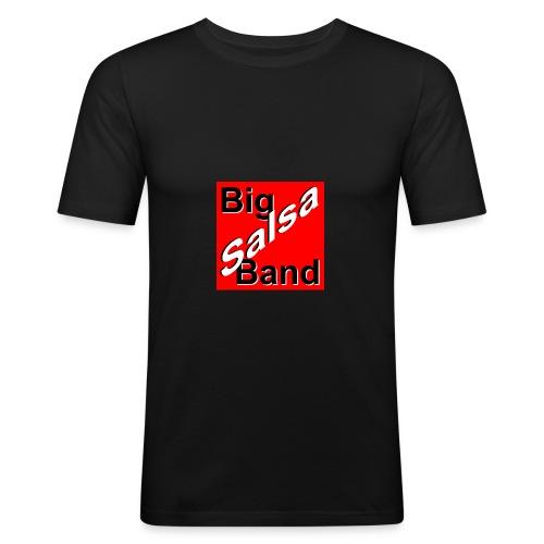 bsblogo groot - slim fit T-shirt
