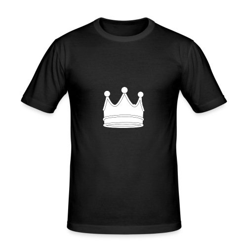 crown - T-shirt près du corps Homme