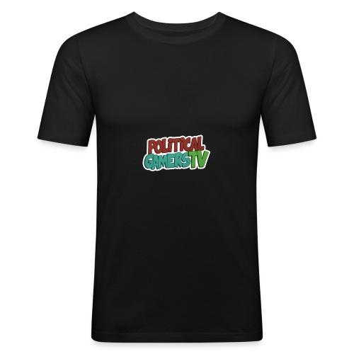 Politcial Gamers TV Shop - Men's Slim Fit T-Shirt