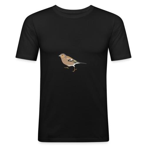 Pinson logo - T-shirt près du corps Homme