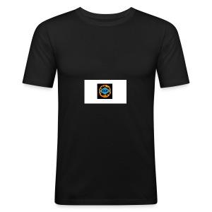 Mangler du et logo? - Herre Slim Fit T-Shirt