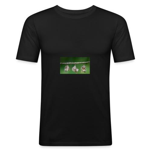 Opossums - Männer Slim Fit T-Shirt