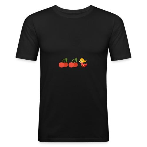 Cherry Cherry Lady - Männer Slim Fit T-Shirt