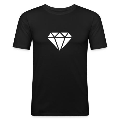 PRISM - Männer Slim Fit T-Shirt