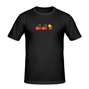 Cherry Cherry Lady - Männer Slim Fit T-Shirt