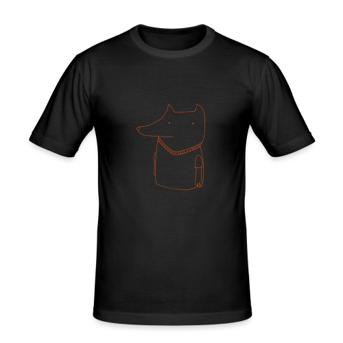 FoxShirt - Men's Slim Fit T-Shirt
