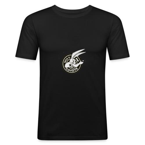 coyoterace - T-shirt près du corps Homme