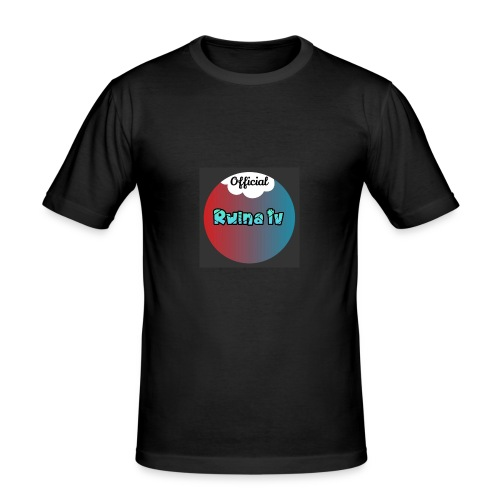 First Rwina TV clothes - slim fit T-shirt