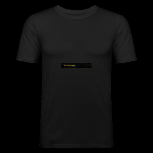 Vorbereitung - Männer Slim Fit T-Shirt