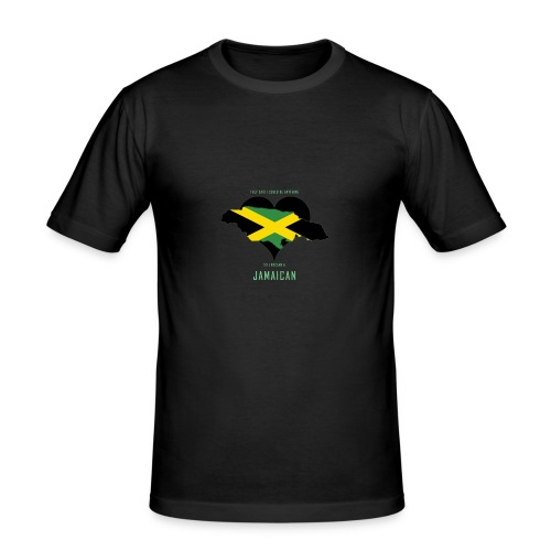 They Said I Could Be Anything - Men's Slim Fit T-Shirt