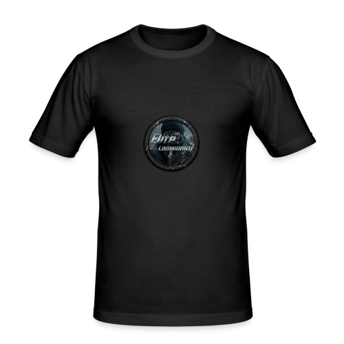 eclogoshop - Männer Slim Fit T-Shirt